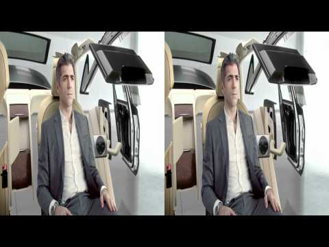 Audi A8L 3D TV Commercial - 3D HD version