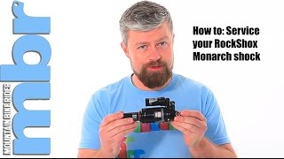 How To: Service your RockShox Monarch Air Can