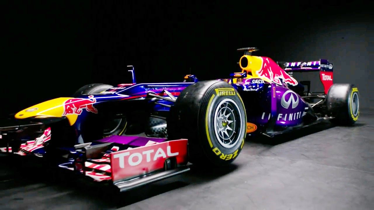 F1 2013 Red Bull Rb9 Rhythm Of The Factory Youtube