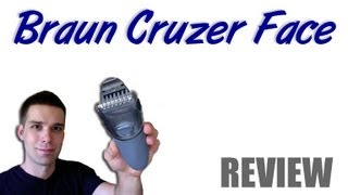 Braun Cruzer 6 Face Review