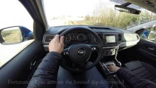 VW Amarok V6 TDI Aventura test