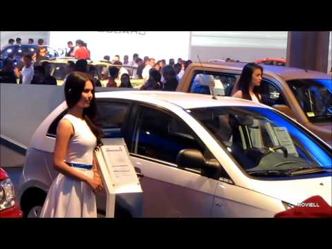 Tata Motors - Manila International Auto Show 2014 MIAS