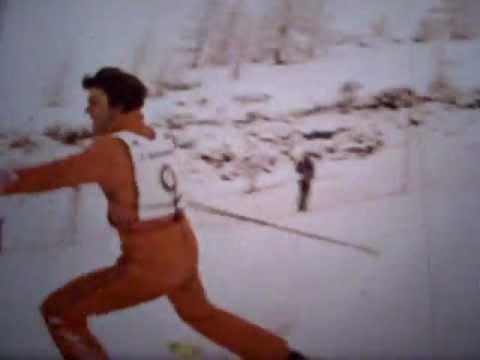 RARE CAMERA FOOTAGE - Hot Dog The Movie 1975 (Original) - Super 8 film