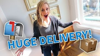 FINAL HOUSE DELIVERY!