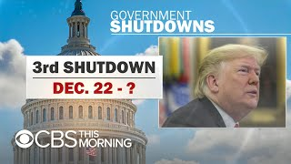 "How did government shutdown become ""standard"" in Trump era?"