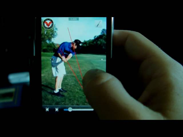 Self-Diagnose Your Swing on the V1 Golf App