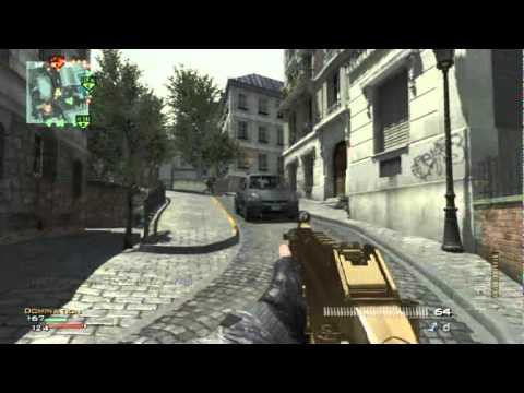 Mr Saxy 123 - Mw3 Game Clip video