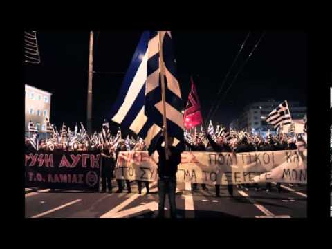 1000 Golden Dawn Supporters In Greece Protest Against Arrest Of Their Leader
