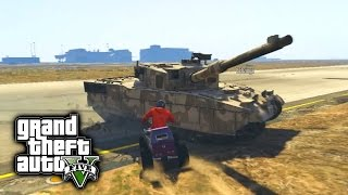 GTA 5 PC Funny Moments #294 With Vikkstar (GTA 5 PC Online Funny Moments) - 1080p 60fps