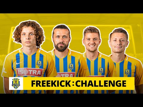 Freekick Challenge v Opavě