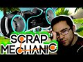 SCRAP MECHANIC FR ! MOTO REACTION !