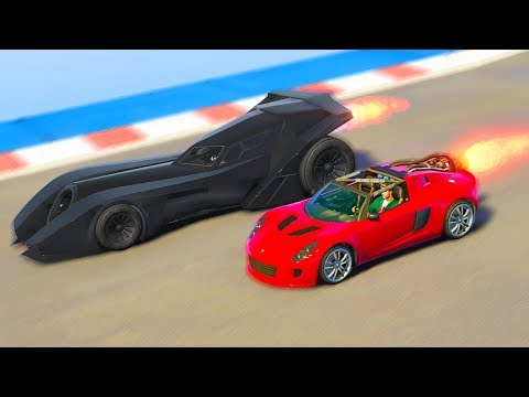 GTA 5 - Vigilante Vs Rocket Voltic ($3,750,000 vs $3,830,400)