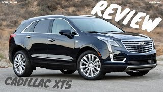 2019 CADILLAC XT5 REVIEW -- MIDSIZE LUXURY AMERICAN SUV !