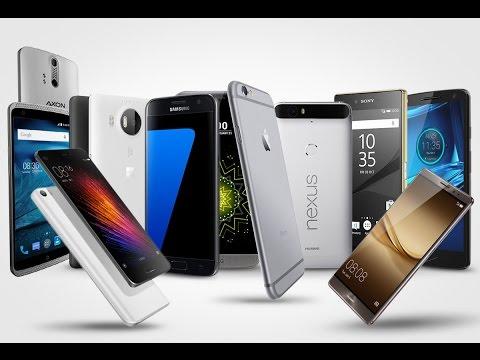 Top 10 Smartphones October 2016