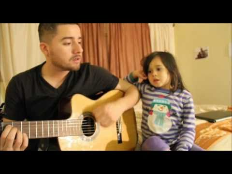 Thumbnail of video Home - Edward Sharpe and The Magnetic Zeros Acoustic Cover (Jorge & Alexa Narvaez)