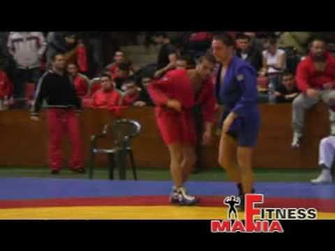 "SAMBO BULGARIA 2010 ( 2 part ) - ""Fitness Mania"" TV SHOW"