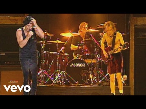 AC/DC - Rock And Roll Ain't Noise Pollution (Sydney, 1996)