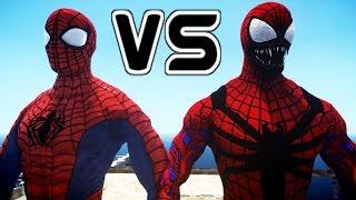 ULTIMATE SPIDER-MAN VS CARNAGE - EPIC BATTLE