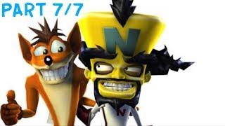 Crash TwinSanity Full Game (PART 7/7)(HD)