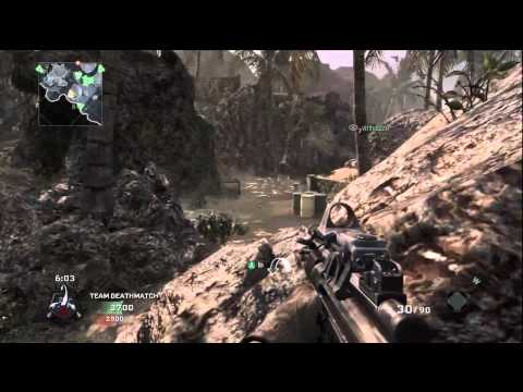 COD BLACK OPS-LAUNCH NIGHT FRUSTRATIONS-MULTIPLAYER-COMMENTARY-ALM1GHTY-GAME 8