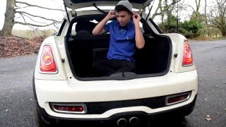 MINI Cooper S Coupe Review (2015)