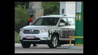 Летний Тест-Драйв Toyota Highlander