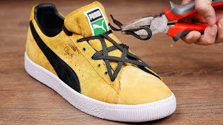 4 Ways to Tie Shoelaces