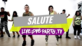 Salute by Little Mix | Zumba® Fitness | Live Love Party