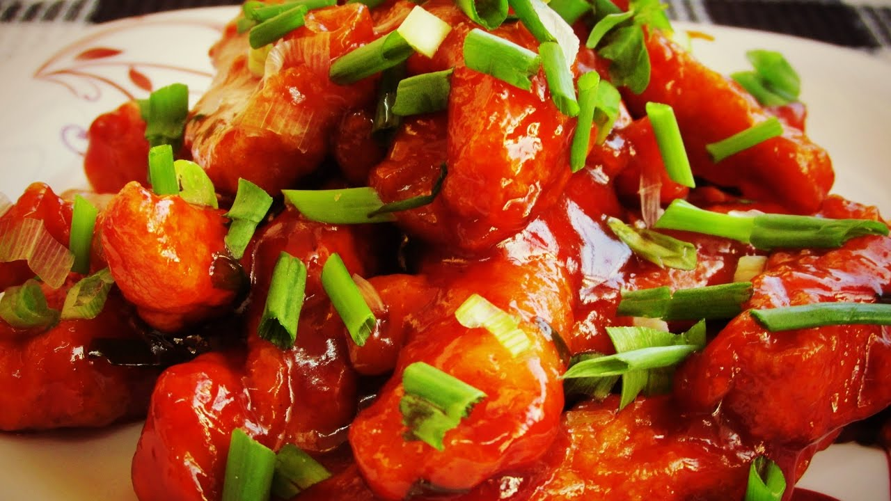Crispy chilli chicken recipe indian chinese marriage