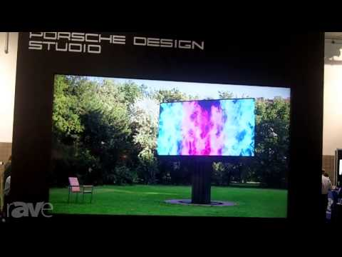 CEDIA 2013: C Seed Details its 201 Outdoor LED TV