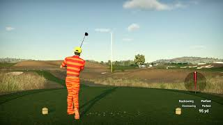 The Golf Club 2 (PS4 Pro): TGCTours - Ty Webb Classic - R3