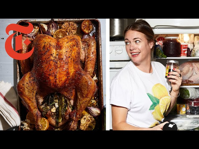 Small Kitchen, Big Thanksgiving with Alison Roman  NYT Cooking
