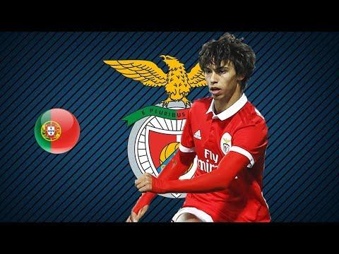 JOAO FELIX | SL Benfica | Goals, Skills, Assists | 2017/2018 (HD)