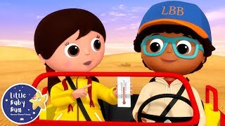 Going To The Desert - Little Baby Bum | Cartoons and Kids Songs | Songs for Kids