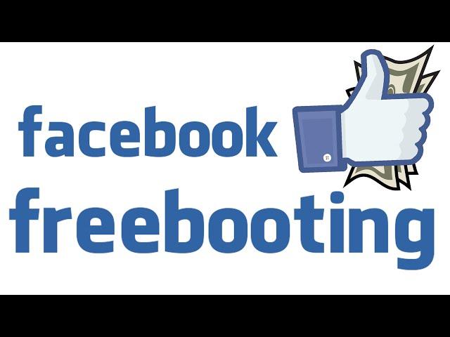 Facebook Freebooting
