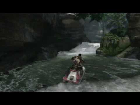 Let's Play Uncharted Drake's Fortune Part 25 - Rapid Racerrrrr Video