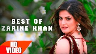 Best of Zarine Khan | Punjabi Song Collection | Speed Records