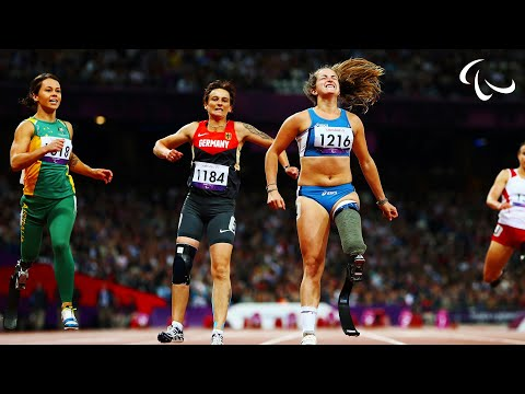 Athletics - Women's 100m - T42 Final - London 2012 Paralympic Games