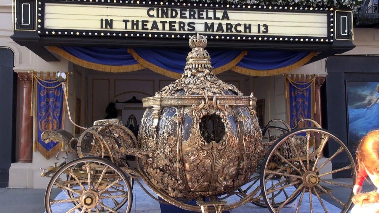 Golden Cinderella Cinderella's Golden Carriage