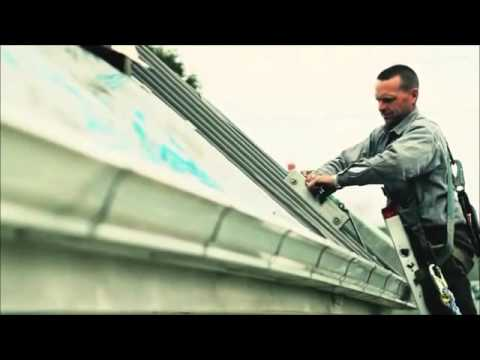 Standing Seam Metal Roof Safety Equipment Youtube