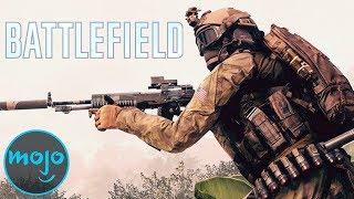 Top 10 Best Battlefield Weapons