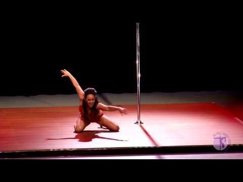 2012 USPDF Amateur Compulsory - Sergia Louise