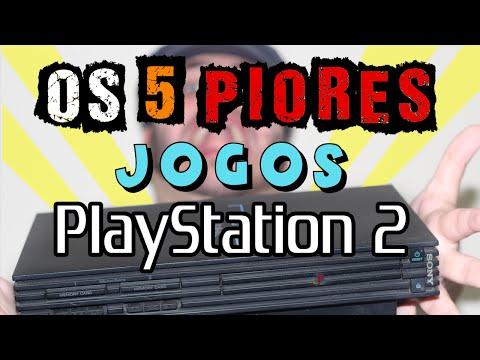 Os 5 Piores Jogos do PS2 [Canal 90]