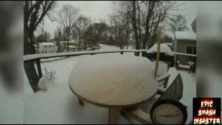 Snowfalls 2014