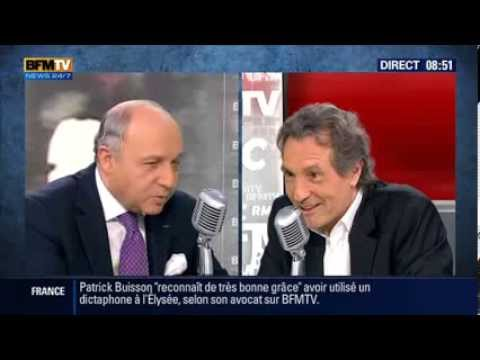 Bourdin Direct : Laurent Fabius - 05/03