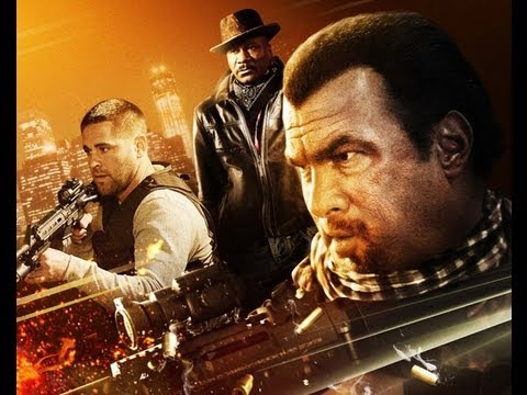 Force Of Execution (2013), Steven Seagal - Original Trailer