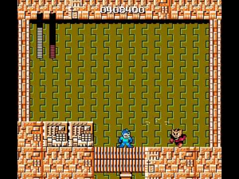 Mega Man - Boss Tricks: Elecman - User video