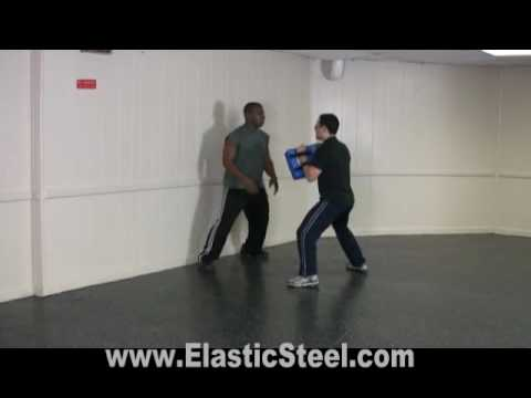 Warrior Strategy 15 Week Online Course Bruce Lee Training Ring Footwork Image 1