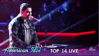 Alejandro Aranda: Shows Off His DJ Skills With Own Arrangement Of Drake Song | American Idol 2019