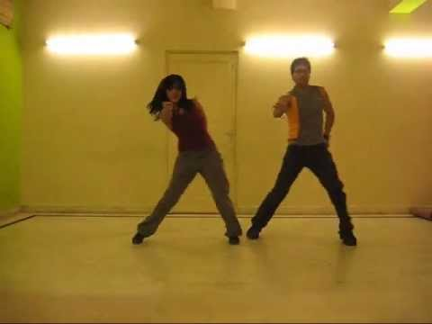 Bollywood Fusion Dance Choreo On 'chammak Challo' - Ra One video